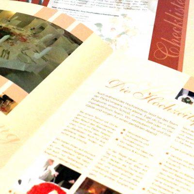 Checkliste & Hochzeitsmappe der PartyCompany