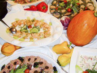Auswahlreiche Buffets von der PartyCompany