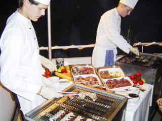 BBQ am Grill mit der PartyCompany