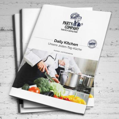 Daily Kitchen von der PartyCompany